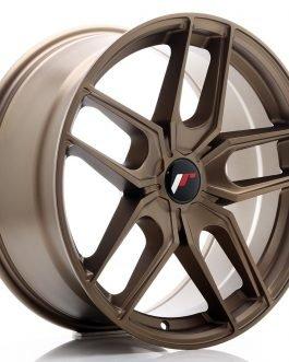 JR Wheels JR25 18×8,5 ET20-40 5H BLANK Bronze