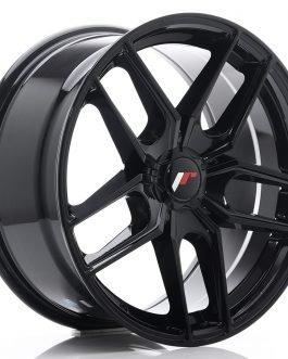 JR Wheels JR25 18×8,5 ET20-40 5H BLANK Gloss Black