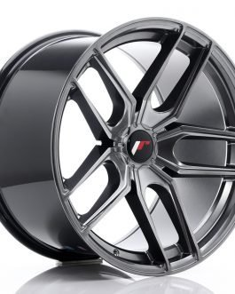 JR Wheels JR25 19×11 ET20-40 5H BLANK Hyper Black