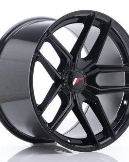 JR Wheels JR25 19×11 ET40 5H BLANK Gloss Black