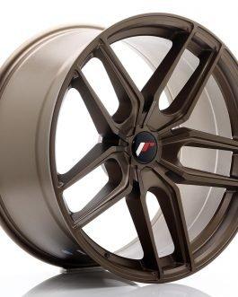 JR Wheels JR25 20×10 ET20-40 5H BLANK Bronze