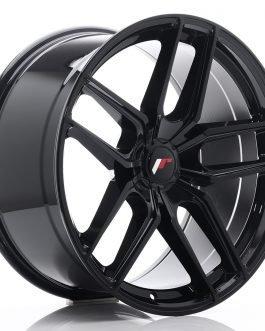 JR Wheels JR25 20×10 ET20-40 5H BLANK Gloss Black