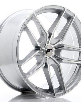 JR Wheels JR25 20×10 ET40 5H BLANK Silver Machined Face