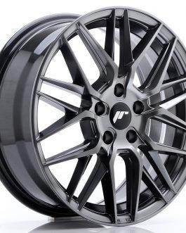 JR Wheels JR28 17×7 ET35 5×100 Hyper Black