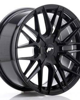 JR Wheels JR28 17×8 ET25-40 BLANK Gloss Black