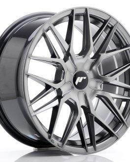 JR Wheels JR28 17×8 ET25-40 BLANK Hyper Black