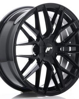 JR Wheels JR28 18×7,5 ET40 BLANK Gloss Black