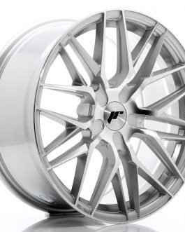 JR Wheels JR28 18×8,5 ET40 5H BLANK Silver Machined Face