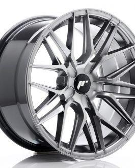 JR Wheels JR28 18×9,5 ET20-40 5H BLANK Hyper Black