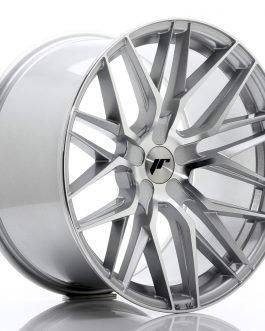 JR Wheels JR28 19×10,5 ET20-40 5H BLANK Silver Machined Face
