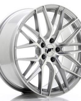 JR Wheels JR28 19×8,5 ET35 5×120 Silver Machined Face