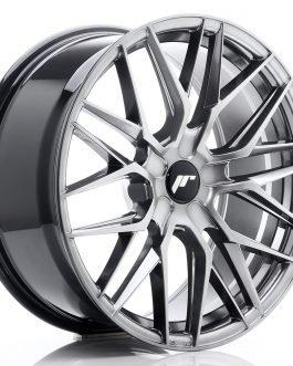 JR Wheels JR28 19×8,5 ET35-40 5H BLANK Hyper Black