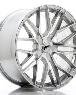 JR Wheels JR28 19×9,5 ET20-40 5H BLANK Silver Machined Face
