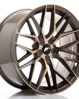 JR Wheels JR28 20×10 ET20-40 5H BLANK Platinum Bronze