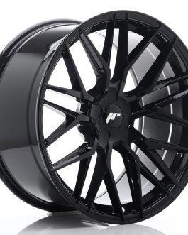 JR Wheels JR28 20×10 ET20-40 5H BLANK Gloss Black