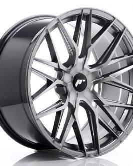 JR Wheels JR28 20×10 ET20-40 5H BLANK Hyper Black