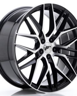 JR Wheels JR28 20×8,5 ET40 5×112 Gloss Black Machined Face