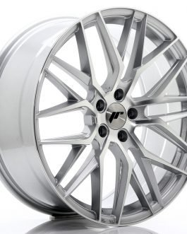 JR Wheels JR28 20×8,5 ET40 5×112 Silver Machined Face