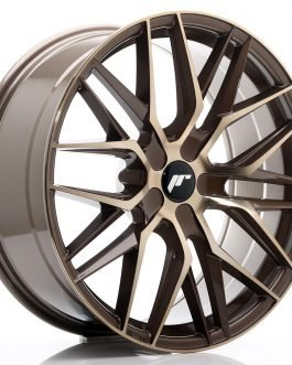 JR Wheels JR28 20×8,5 ET20-40 5H BLANK Platinum Bronze
