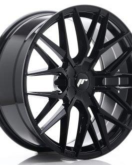 JR Wheels JR28 20×8,5 ET20-40 5H BLANK Gloss Black