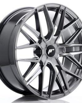 JR Wheels JR28 20×8,5 ET20-40 5H BLANK Hyper Black