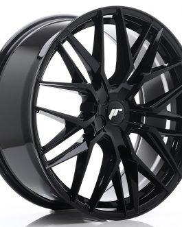 JR Wheels JR28 21×9 ET15-45 5H BLANK Gloss Black