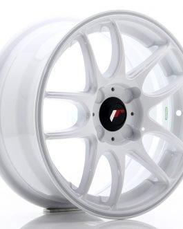 JR Wheels JR29 15×7 ET20-42 4H BLANK White