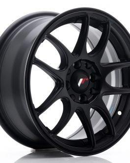 JR Wheels JR29 15×7 ET35 4×100/108 Matt Black