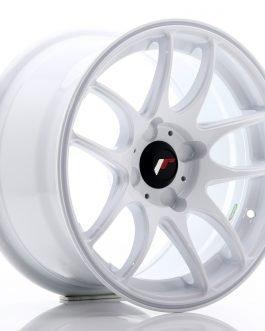 JR Wheels JR29 15×8 ET28-37 4H BLANK White