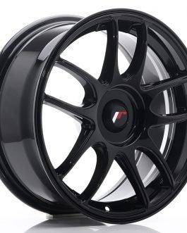 JR Wheels JR29 16×7 ET20-42 BLANK Glossy Black