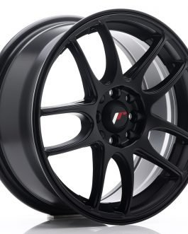 JR Wheels JR29 16×7 ET40 4×100/108 Matt Black