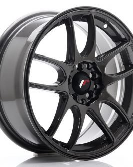 JR Wheels JR29 16×7 ET40 4×100/108 Hyper Gray