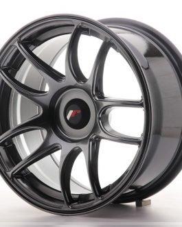JR Wheels JR29 16×8 ET20-30 BLANK Hyper Black