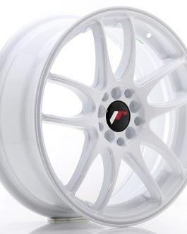JR Wheels JR29 17×7 ET40 4×100/114 White