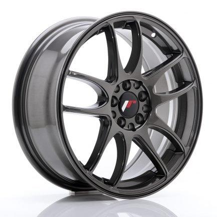JAPAN RACING JR Wheels JR29 17x7 ET40 5x100/114 Hyper Gray 7.00x17