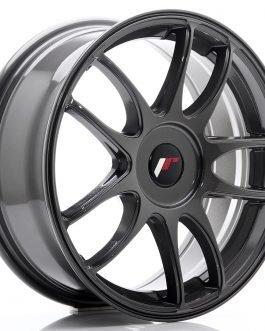 JR Wheels JR29 17×7 ET20-48 BLANK Hyper Gray