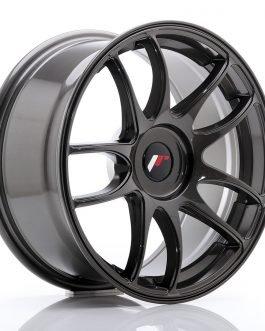JR Wheels JR29 17×8 ET20-38 Blank Hyper Gray
