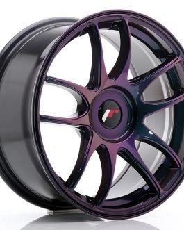JR Wheels JR29 17×8 ET20-38 BLANK Magic Purple