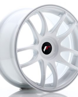 JR Wheels JR29 17×8 ET20-38 BLANK White