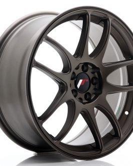 JR Wheels JR29 18×8,5 ET35 5×100/120 Matt Bronze