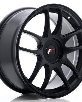 JR Wheels JR29 18×8,5 ET20-48 BLANK Matt Black