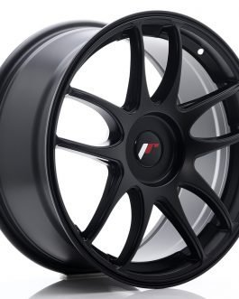 JR Wheels JR29 18×8,5 ET40-48 BLANK Matt Black