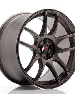 JR Wheels JR29 18×9,5 ET22 5×114/120 Matt Bronze