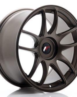 JR Wheels JR29 18×9,5 ET20-47 BLANK Matt Bronze