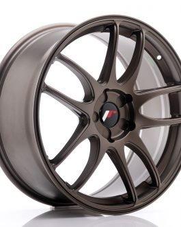 JR Wheels JR29 19×8,5 ET35-48 5H BLANK Matt Bronze