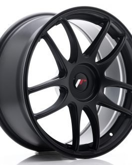 JR Wheels JR29 19×8,5 ET20-48 BLANK Matt Black