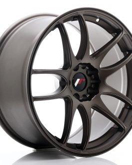 JR Wheels JR29 19×9,5 ET22 5×114/120 Matt Bronze