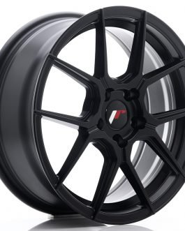JR Wheels JR30 17×7 ET40 5×112 Matt Black