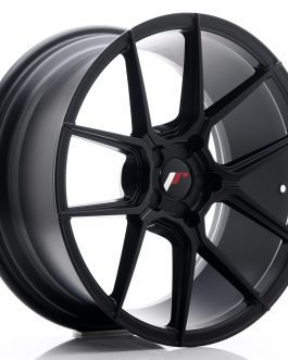 JR Wheels JR30 18×8,5 ET20-40 5H BLANK Matt Black