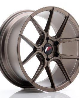 JR Wheels JR30 18×8,5 ET40 5H BLANK Matt Bronze